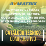 Comparativa Técnica AVMatrix