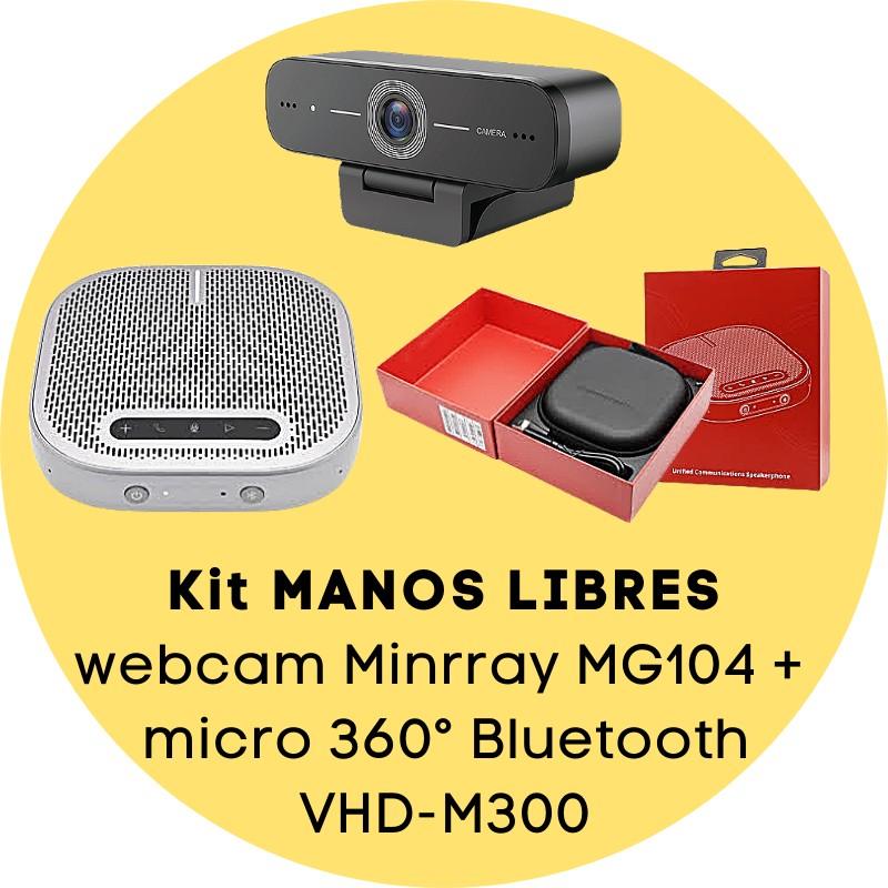 Kit MG104-2 Minrray & VHD-M300